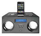 Bush NE-2105 DAB Clock Radio with iPod Dock