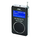Roberts Sports DAB2 DAB/FM RDS Personal Digital Radio with Loudspeaker