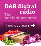 DAB Digital Radio - The Perfect Present